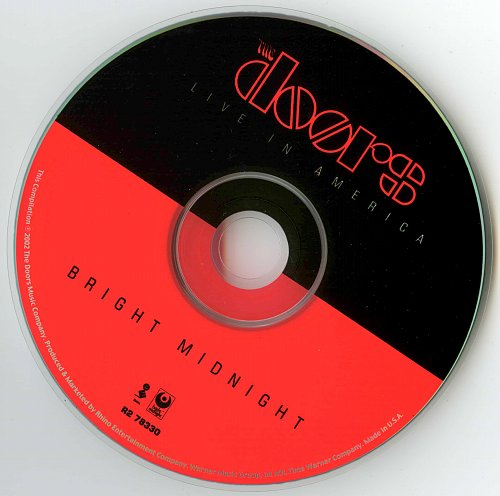 Doors, The - Bright Midnight. Live In America (2001)