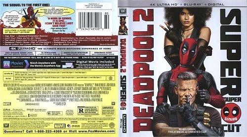 Дэдпул 2 / Deadpool 2(2018)