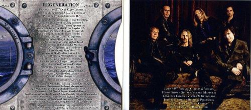 Styx - Regeneration. Volume 1 & 2 (2011)