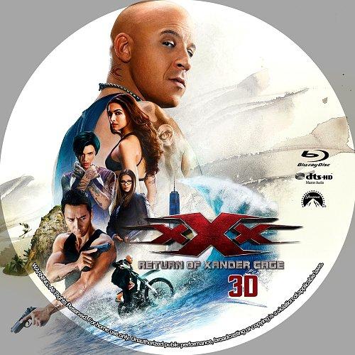 Три икса: Мировое господство / xXx: Return of Xander Cage (2016)