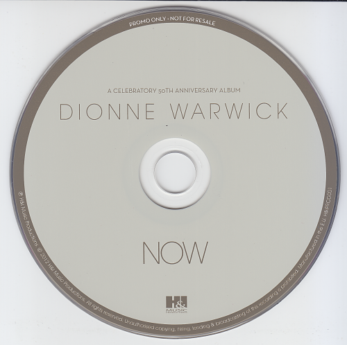 Dionne Warwick - Now. A Celebratory 50th Anniversary Album (2012)