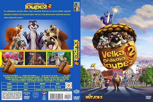 Реальная белка 2 / The Nut Job 2: Nutty by Nature (2017)