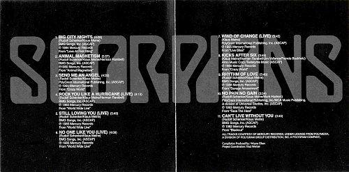Scorpions - Big Sity Nights (1998)