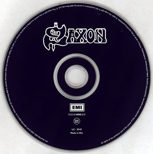 Saxon - Master Of Rock (2001)