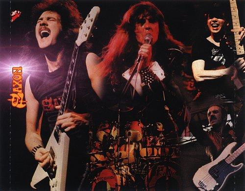 Saxon - Live At Donnington (1980)