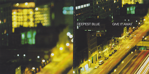 Deepest Blue - Give It Away (2003, CDM)