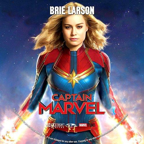 Капитан Марвел / Captain Marvel(2019)