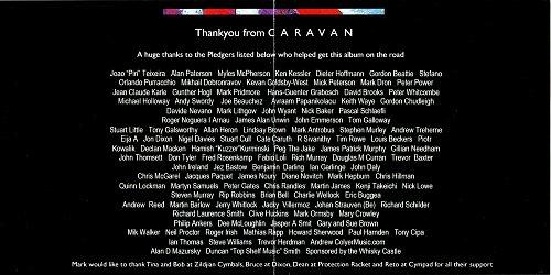 Caravan - Paradise Filter (2013)