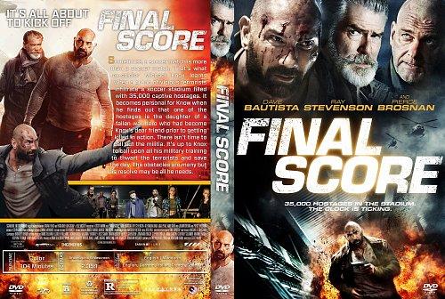 Окончательный счёт / Final Score (2018)