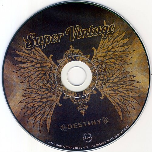 Super Vintage - Destiny (2018)