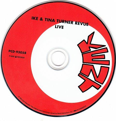 Ike & Tina Turner - Revue Live (1965)