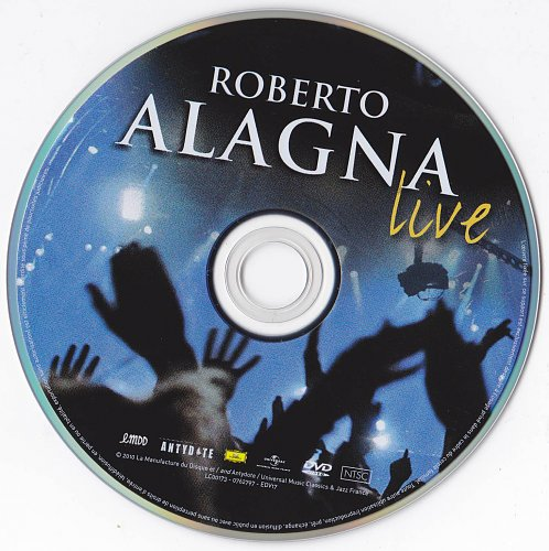 Roberto Alagna - Live (2010)