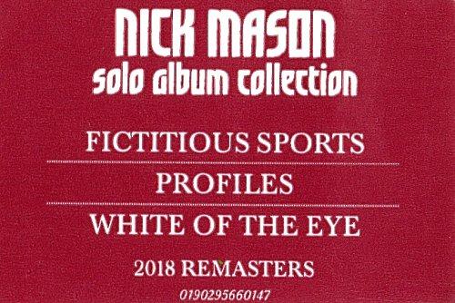 Nick Mason (Pink Floyd) - Unattended Luggage (2018)