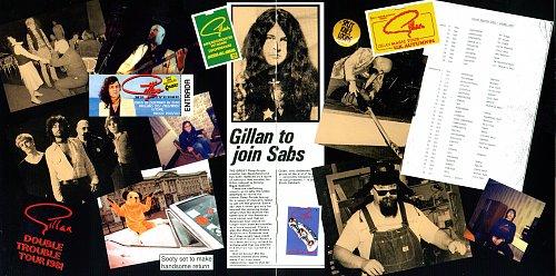 Gillan - The Gillan Tapes Vol.1 (1997)