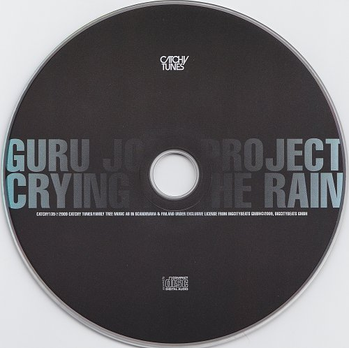 Guru Josh Project - Crying In The Rain (2009)