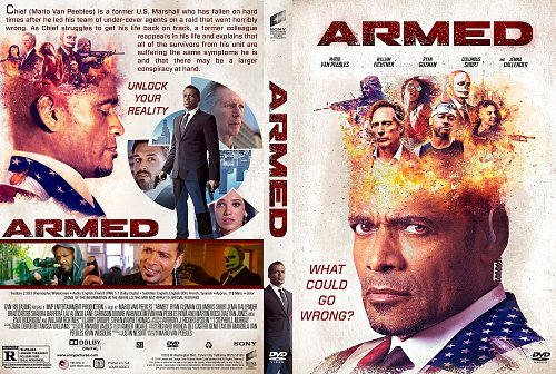 Вооружённый / Armed (2018)