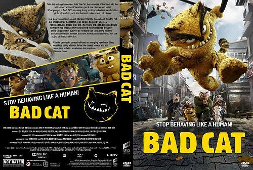 Плохой кот Шерафеттин / Kötü Kedi Serafettin / Bad Cat (2016)