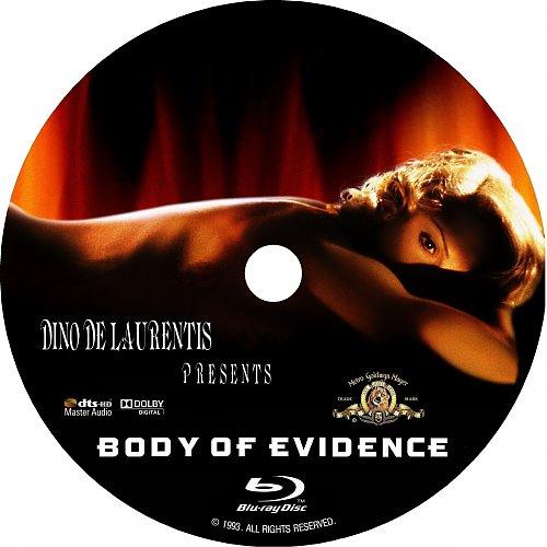 Тело как улика / Body of Evidence (1993)
