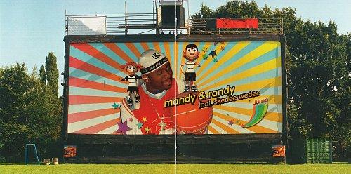 Mandy & Randy - Love For Eternity (2004)