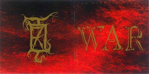 Eternal Afflict - War (1994 Gymnastic Records, EFA, AMV Alster Musikverlag, BOD, Germany)