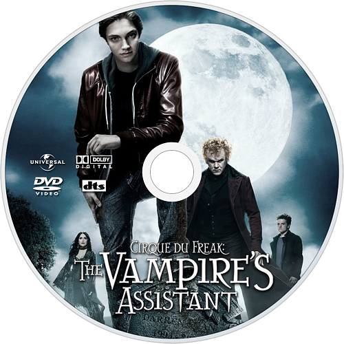История одного вампира / Cirque du Freak The Vampire's Assistant (2009)