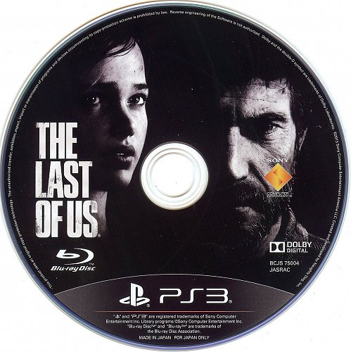 Last of Us BCJS-75004 Japan
