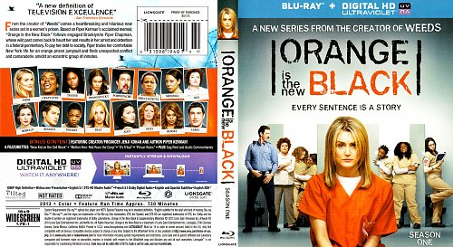 Оранжевый /Orange Is the New Black (сериал 2013 – ...)