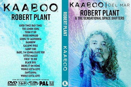 Robert Plant - Kaboo Del Mar (2018)