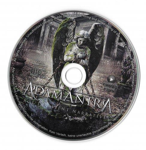 Adamantra - Act II: Silent Narratives (2014)