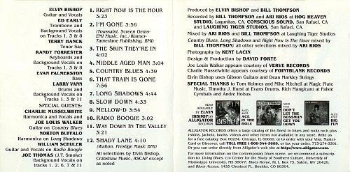 Elvin Bishop - The Skin I'm In (1998)