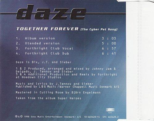 Daze - Together Forever (1998)