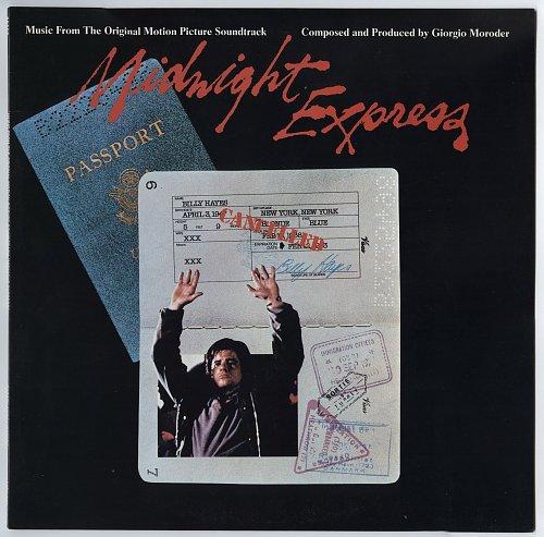 Giorgio Moroder - Midnight Express (1978)