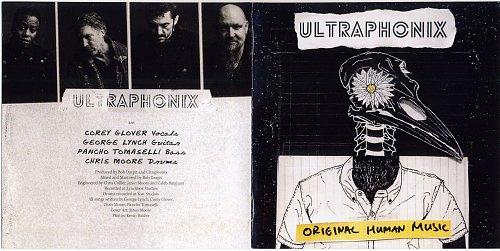 Ultraphonix - Original Human Music (2018)