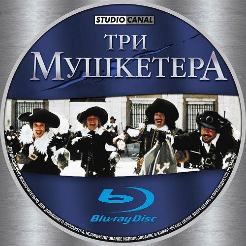 Три мушкетера /The Three Musketeers (1973)