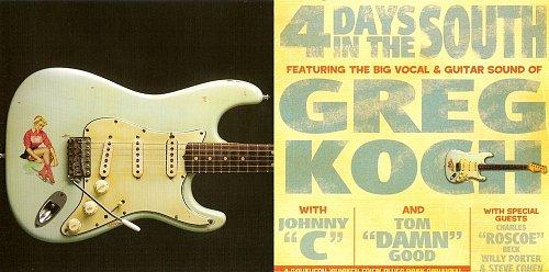 Greg Koch - 4 Days In The South (2005)