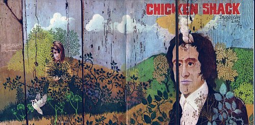 Chicken Shack - Imagination Lady (1972)