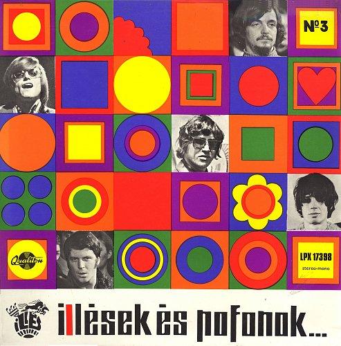 Illés - Illések és Pofonok (1969)