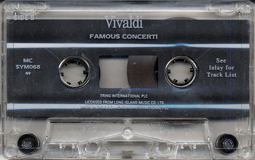 Vivaldi - Famous Concerti (2000) [Tring International MCSYM068 nv]