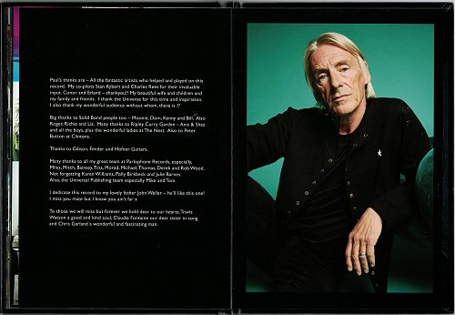 Paul Weller - True Meanings (Deluxe Edition) (2018)