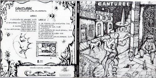 Canturbe - El vuelo de los olvidados (1980)