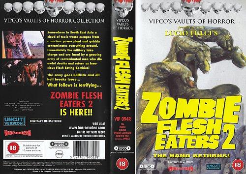 Zombi 3 / Zombie Flesh Eaters 2 / Пожиратели плоти 2 (1988)