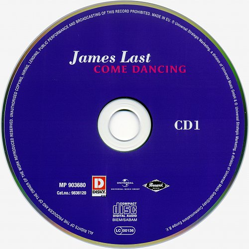 James Last - Come Dancing (2006)