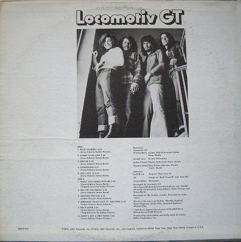 Locomotiv GT - Locomotiv GT. (1974) [Hungary]