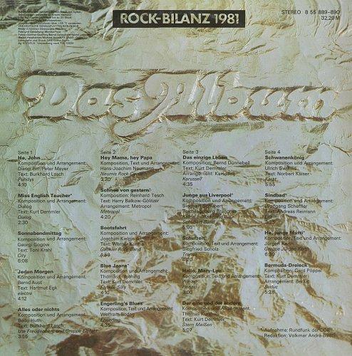 VA Das Album - Rock-Bilanz (1981)
