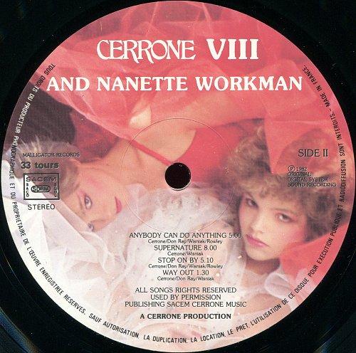 Cerrone - Back Track 8 (1982)