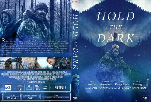 Придержи тьму / Hold The Dark (2018)