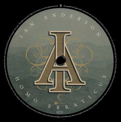 Ian Anderson - Homo Erraticus (2014)