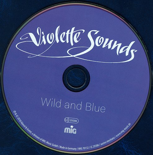 Violette Sounds - Wild And Blue (2018)