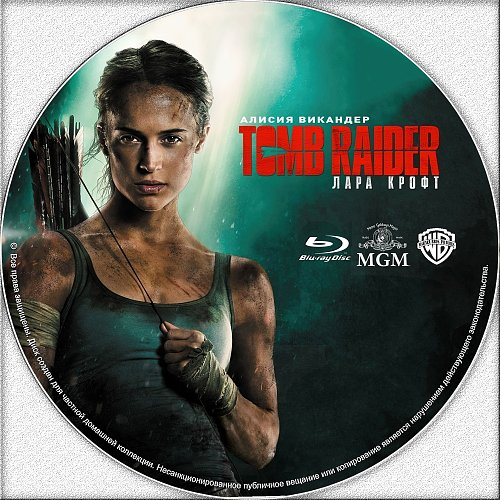 Tomb Raider: Лара Крофт / Tomb Raider (2018)