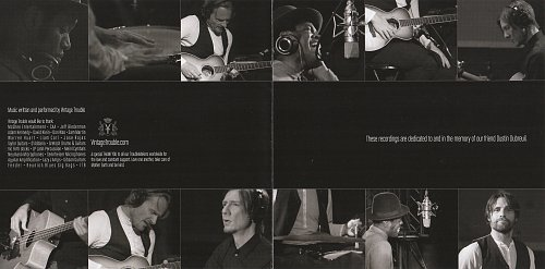 Vintage Trouble - The Swing House Acoustic Sessions (2014)